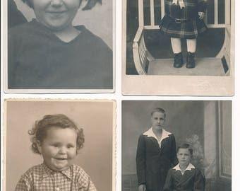 Konvolut an schönen Photos von Kindern - Set of beautiful photos from children!
