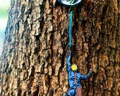 Astronaut Enamel Pin Stocking Stuffers| NASA pin | christmas gift Space Enamel Pin | Glow Enamel Pin | nasa enamel pin