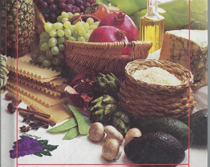 The Avon International Cookbook 1983