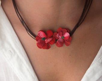Macrame Neclace, Needlework, oya flowers necklace, ethnic bracelet ,micro Macrame, Needle lace, Turkish handmade