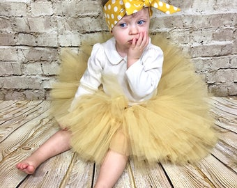 Matching Headbands- Mustard Headband; Mustard Headwrap; Mustard Bow; Head Wrap; Headwrap; Bow Headband; Toddler Headband; Bandana Headband