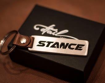 Stance keychain