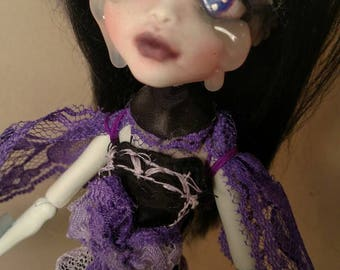 OOAK Monster High Doll || Lila