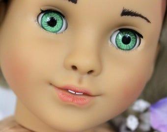 Gorgeous Custom OOAK American Girl Doll RAPUNZEL from Disney Tangled JAck Dolls