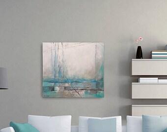 Modern Art, Blue Painting, Abstract Art, Acrylic Painting, Original Canvas Painting, Nature Art, Abstract Painting Original, Original Art