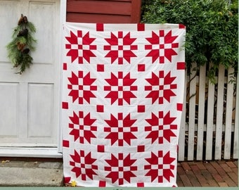 Christmas Joy Quilt Pattern