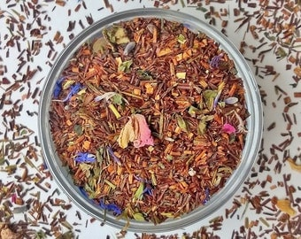 "Ecological Redbush Rooibos Tea ""FOR TODDLERS"" 50G./1,77OZ * Rooibos Tea 100% Ecological * Christmas Rooibos Tea"