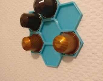 Deco Nespresso capsule holder