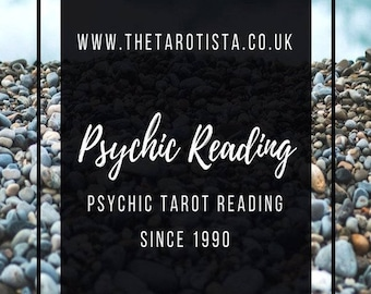 One Question Psychic Tarot Reading by Psychic Reader of 30 years experience
