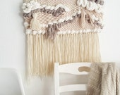 Medium woven wall hanging | FREE SHIPPING