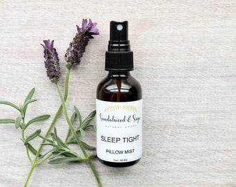 Natural Sleep Spray // Essential Oil Sleep Spray //Lavender Spray // Night Time Spray // Pillow Mist // All Natural Sleep Spray //