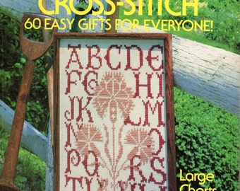 McCall's Country Cross-Stitch 60 Easy Gifts for Everyone! Magazine - MC/8304