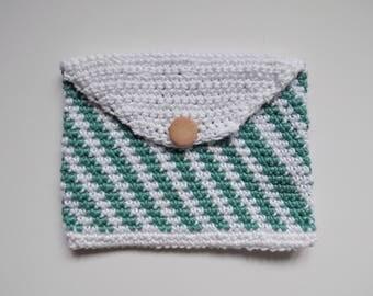 Crochet Clutch Purse