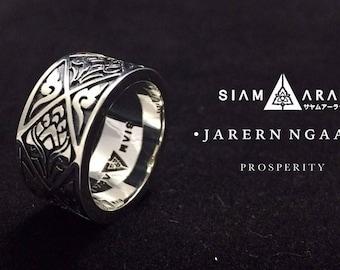SILVER925 Thai Rings 'JARERN NGAAM'