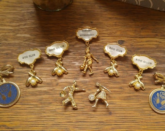 Lapel Pin Collection - Bowling