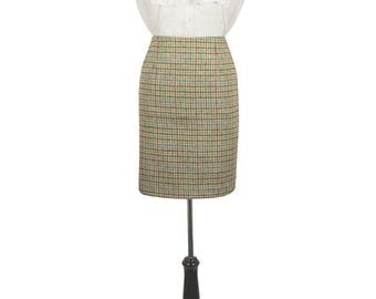 "Tailored Tweed 21"" Skirt (Aberfeldy Tweed)"