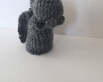 Crochet Weeping Angel