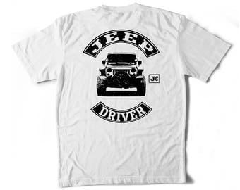 Jeep Driver Biker style