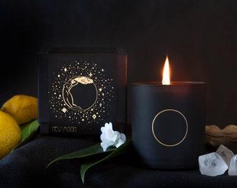 I. New Moon Candle