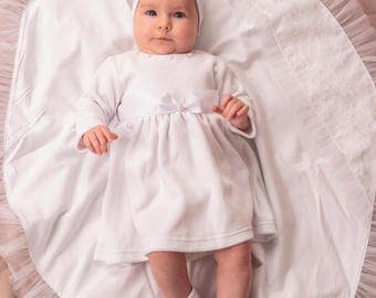baby girl white dress, christening gowns for girls, baby girl clothes, baptism dresses, special occasion baby dress, baby wedding dress