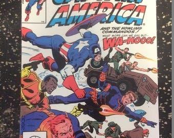 Captain America # 273 Comic by Marvel Comics