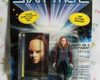 Star Trek  - Seska as a Cardassian Figure