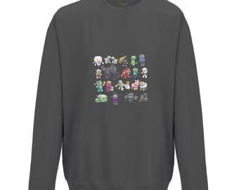 Kids Minecraft Sweatshirt