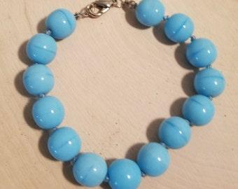 Robin Blue Bracelet