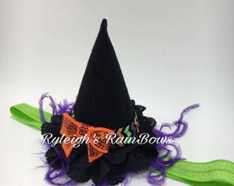 Miniature Witch Hat