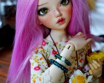 "Preorder - Custom Alpaca Bjd Wig (4""-5""/ 5""-6"") SD, MSD, YoSD, MH, Pullip, tiny"