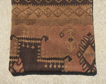 Turkish Kilim Accent Pillow
