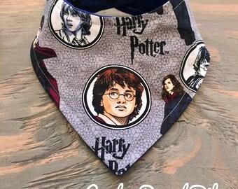 Baby Bandana Bib, Cool 2 Drool Bib, Baby / Toddler Bandana Bib, Drool Bib, Fashion Bibdana, Harry Potter Bib