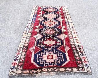 OUSHAK RUG , Turkish Rug ,  Runner Rug , Pink Rug Vintage Turkish Rug Bohemian Rug Boho Rug Rugs FREE Shipping