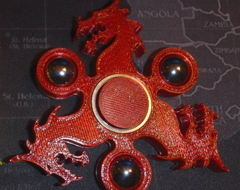 Dragon Fidget Spinner (Large)