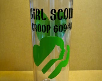 Girl Scout Leader Tumbler Gift