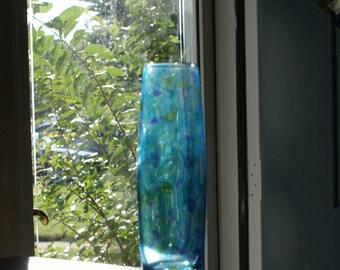 Thin Flower Vase Glass, , Thin Glass Vase, Thin Vase, Decorative Vase, Rustic Vase, Rustic Flower Vase Glass, Decorative Flower Vase Glass