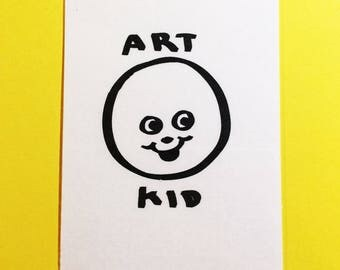 ART KID STICKER
