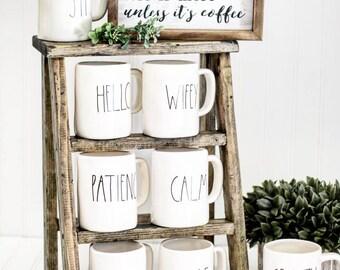 Decorative Display Ladder