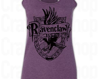 Ravenclaw Shirt. Ravenclaw Tank Top. Harry Potter Tank Top. Women's racerback Tank Top. S - 2XL. More colors. Ravenclaw Tank.