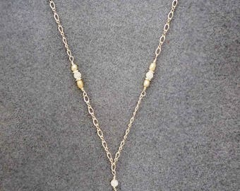 Beachcomber Necklace in sterling silver