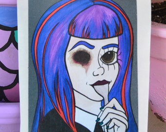 Eye Scream Sticker