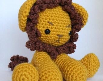 Leo Lion Softie