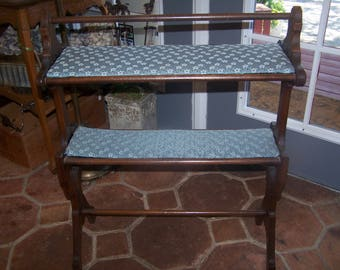 Quilt Stand, Fine Wood, Handmade, Shaker Style