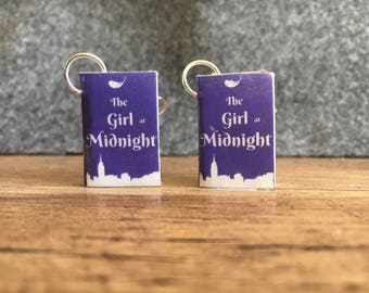 The Girl at Midnight Earrings