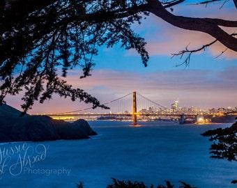 DIGITAL - Golden Gate Bridge, San Francisco Digital Download