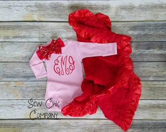 Baby Girl Coming Home Outfit, Newborn Girl, Going Home Outfit, Baby Girl, Newborn Gown, Infant Gown, Baby Girl Gown