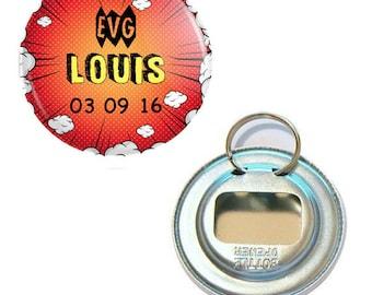 EVG BD bottle opener key 56mm
