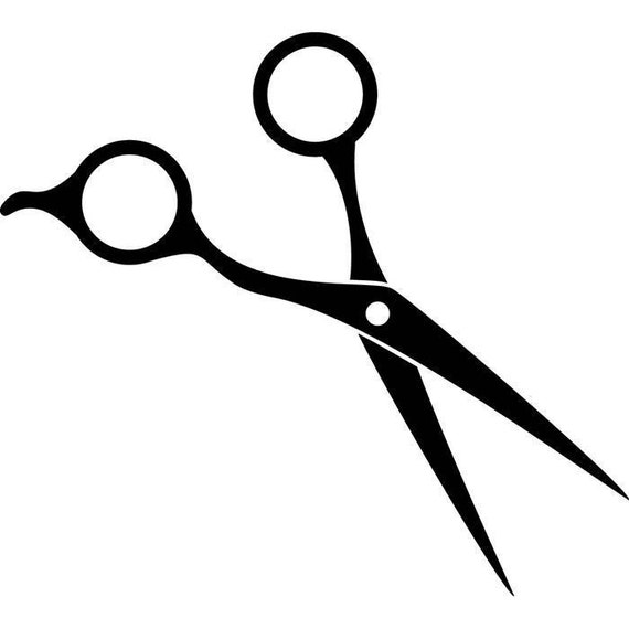 Scissors Hair Accessories Barber Stylish Barbershop ...