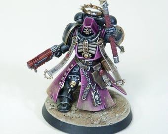 Warhammer 40000 Primaris chaplain WH40K