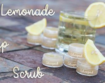 Lemonade Lip Scrub